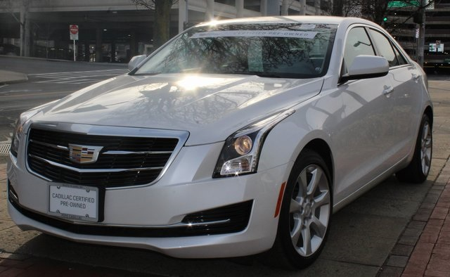 Certified Pre-Owned 2016 Cadillac ATS 2.0L Turbo
