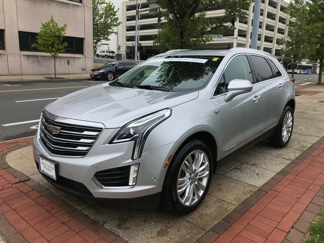 Certified Pre Owned 2017 Cadillac Xt5 Premium Luxury