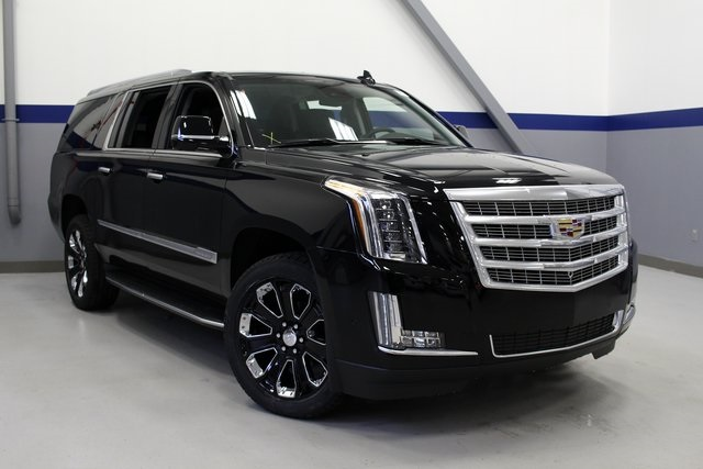 New 2020 Cadillac Escalade ESV Luxury