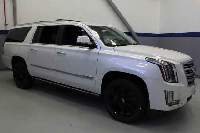 New 2019 Cadillac Escalade Esv Platinum Edition 4wd