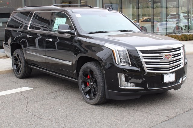 New 2018 Cadillac Escalade ESV Platinum Edition