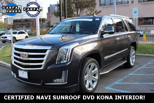 Certified Pre-Owned 2015 Cadillac Escalade Luxury