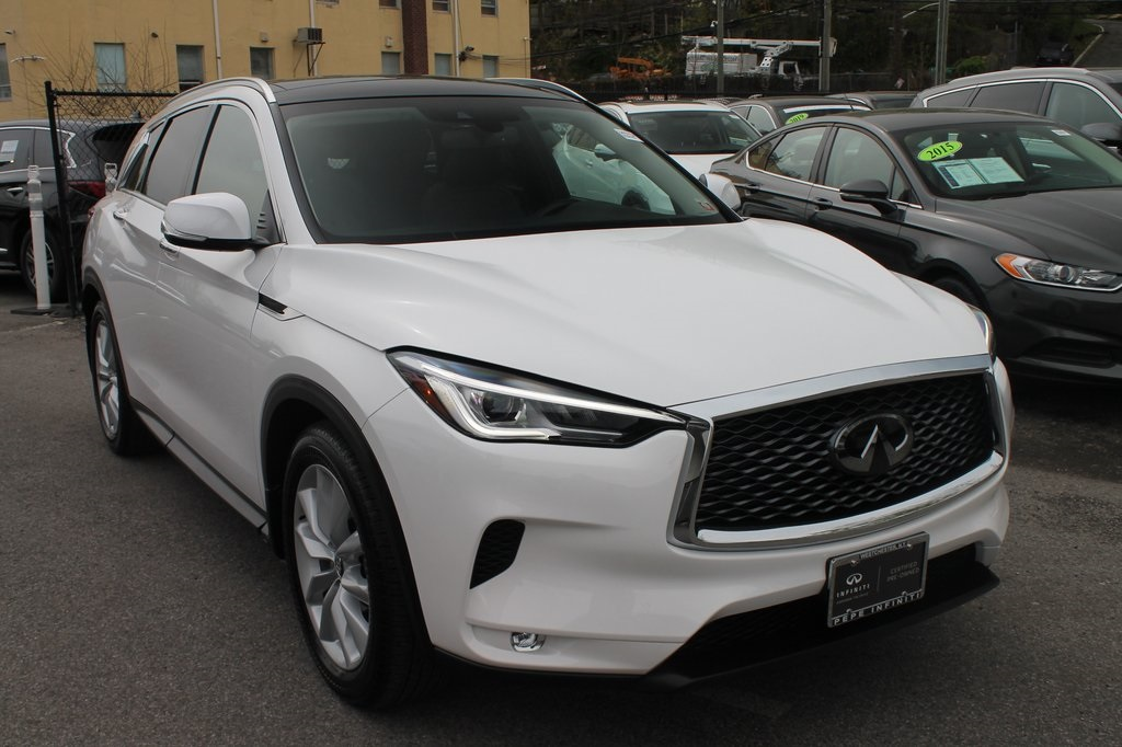 Certified Pre-Owned 2019 INFINITI QX50 PURE