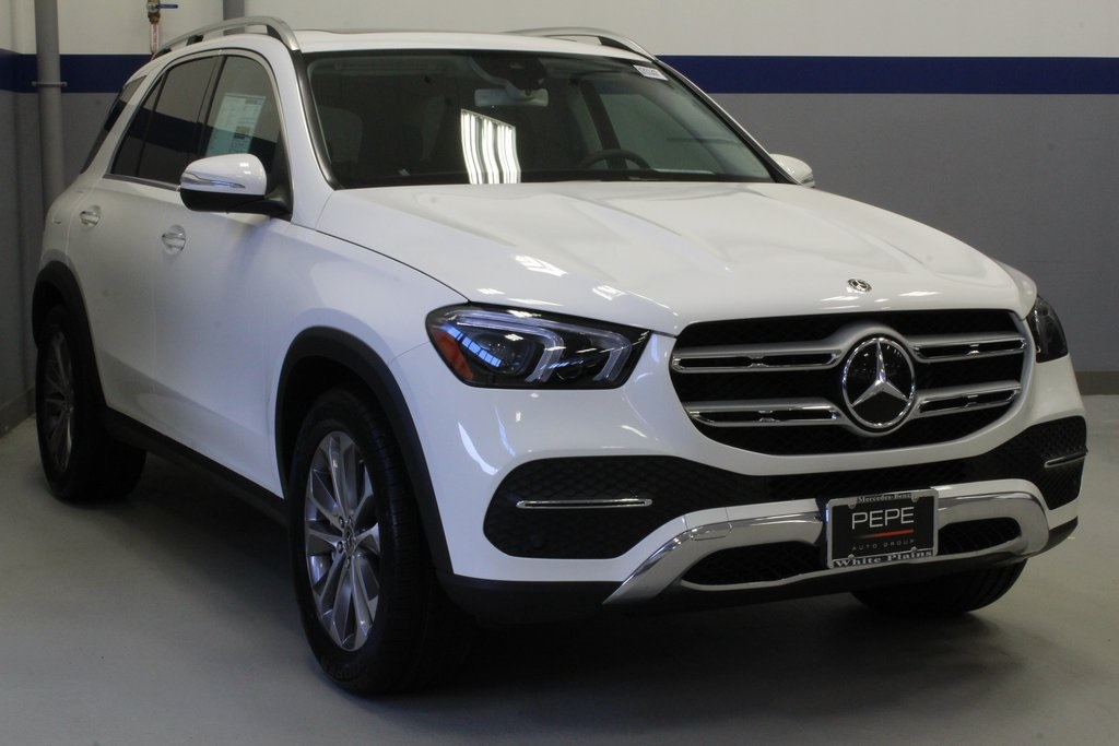 New 2020 Mercedes-Benz GLE GLE 450 4MATIC® 4D Sport Utility
