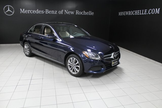 Superior Pre Owned 2018 Mercedes Benz C Class C 300
