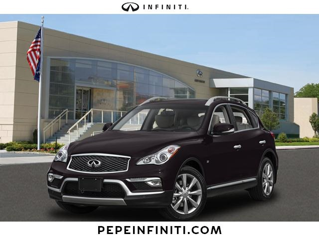 New 2017 INFINITI QX50 Base