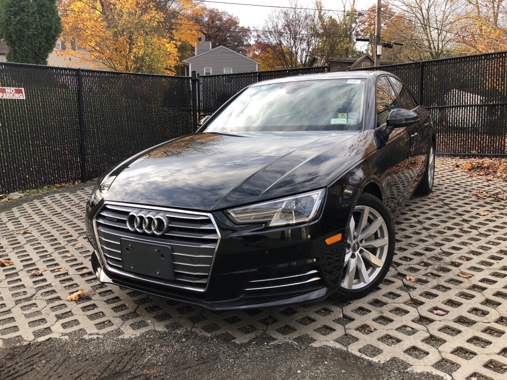 Pre Owned 2017 Audi A4 20t Premium 4d Sedan In Westchester County