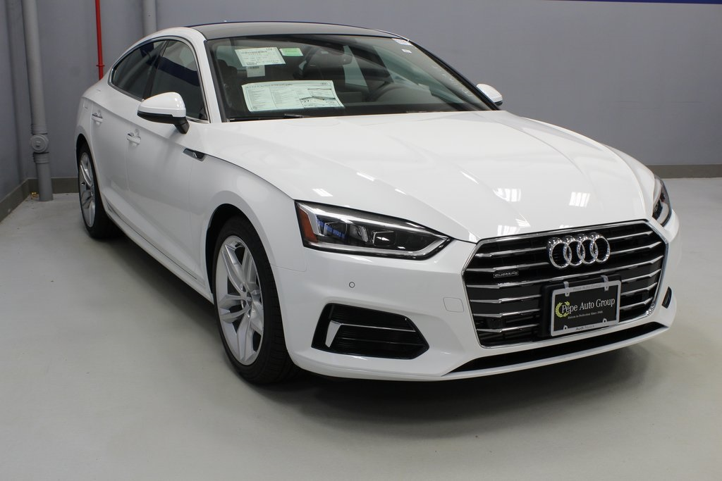 New 2019 Audi A5 20t Premium Plus 4d Hatchback In Westchester