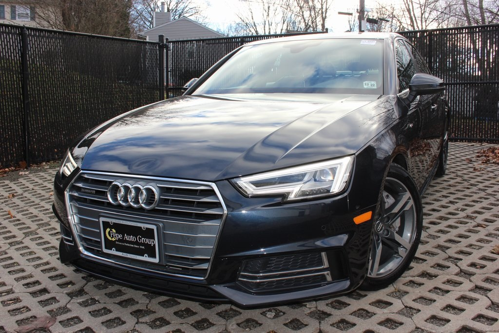 Certified Pre Owned 2017 Audi A4 20t Premium Plus 4d Sedan In