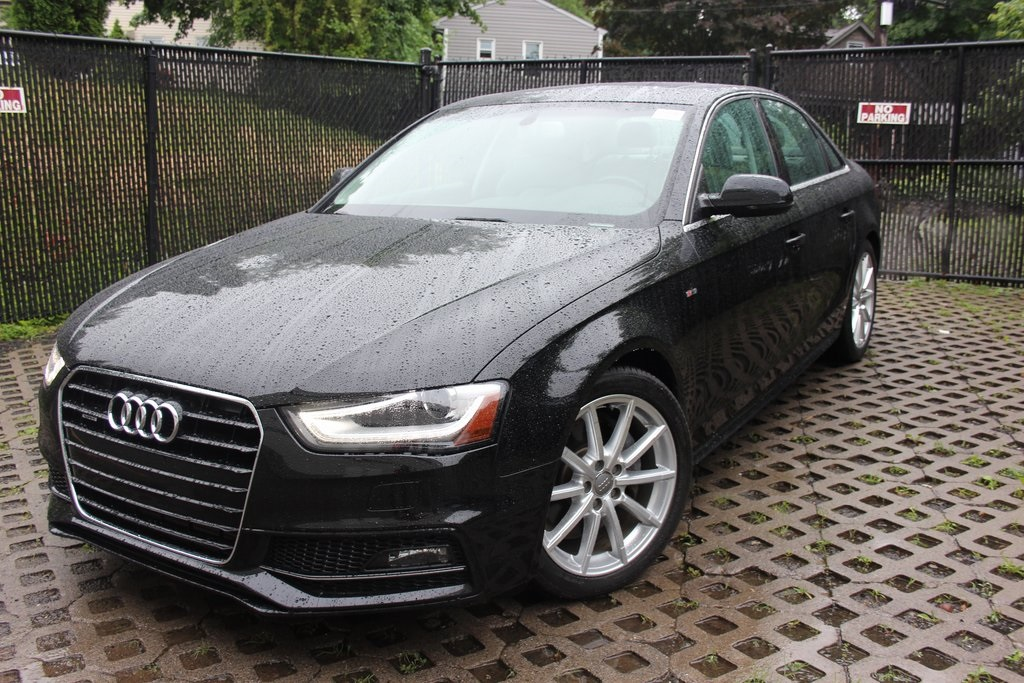 Audi A4 2.0 T >> Certified Pre Owned 2016 Audi A4 2 0t Premium Plus Quattro 4d Sedan