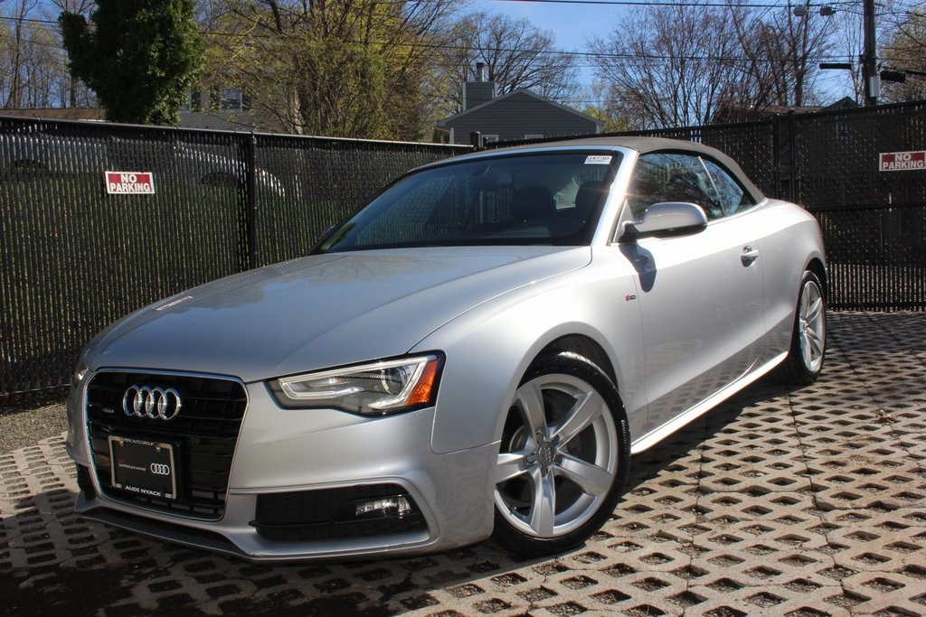 Pre Owned 2017 Audi A5 2 0t Premium Plus