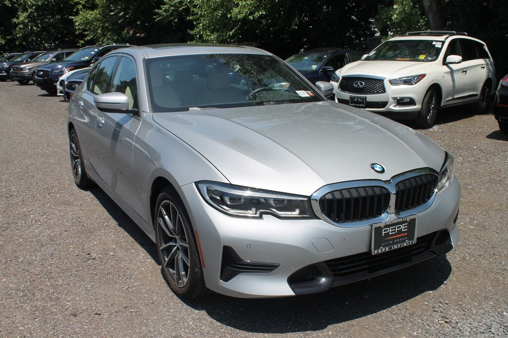 Pre Owned 2019 Bmw 3 Series 330i Xdrive Awd