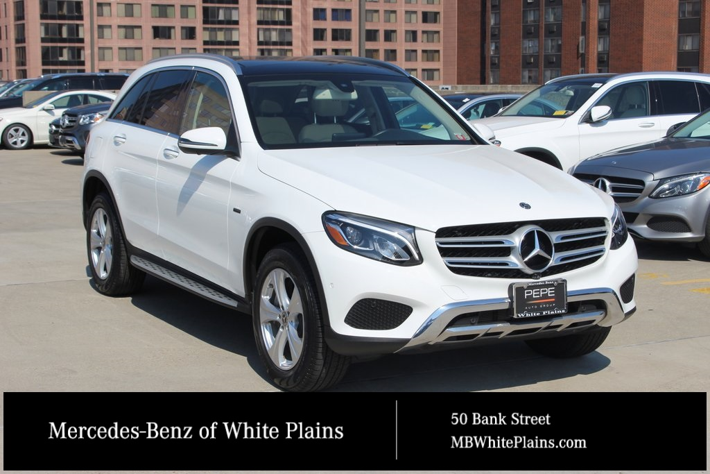 Certified Pre-Owned 2018 Mercedes-Benz GLC GLC 350e