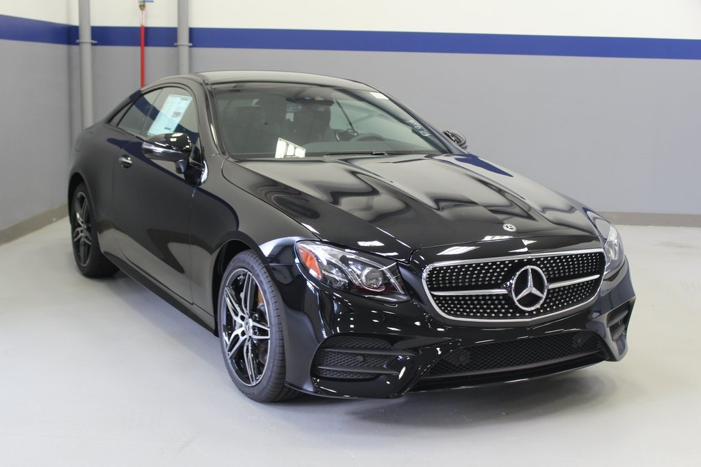 New 2019 Mercedes-Benz E-Class E 450 2D Coupe in ...
