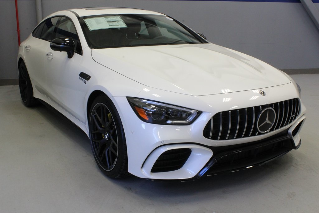 New 2019 Mercedes Benz Amg Gt S 4matic 4d Hatchback
