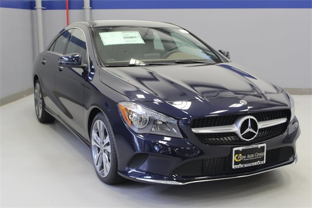 New 2019 Mercedes Benz Cla Cla 250 Coupe In Westchester County And