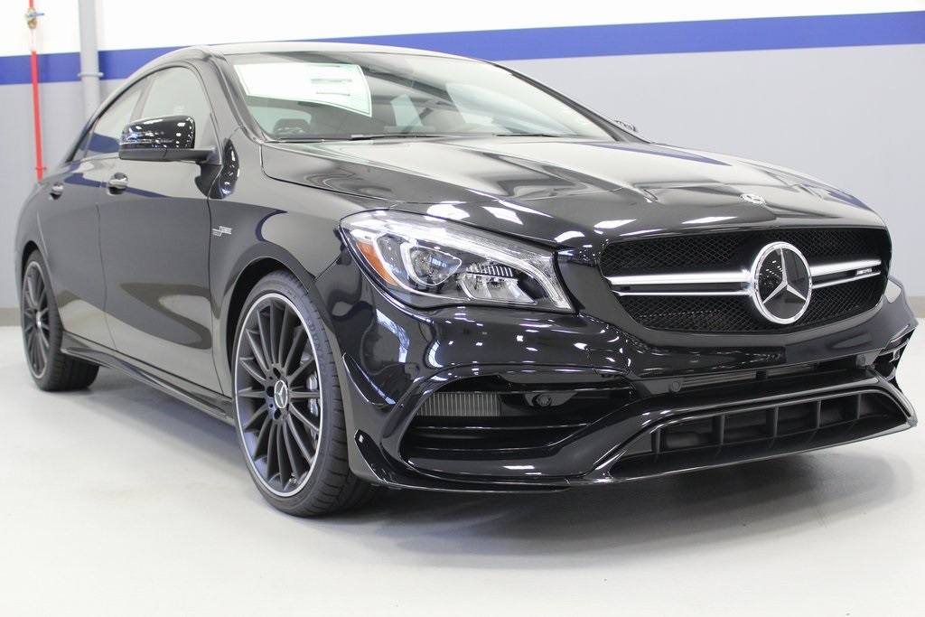New 2019 Mercedes Benz Cla Cla 45 Amg Coupe In Westchester County