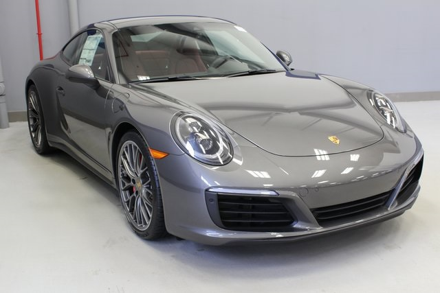 New 2019 Porsche 911 Carrera 4s With Navigation Awd