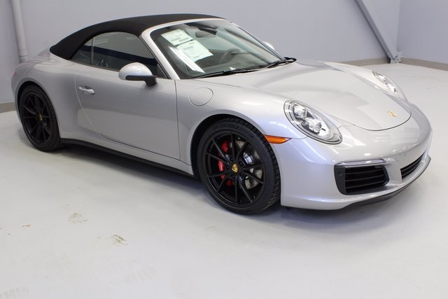 New 2018 porsche 911 carrera 4s 2d cabriolet in for Mercedes benz larchmont service
