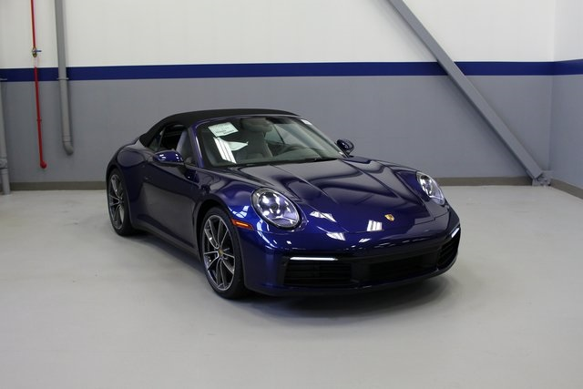 New 2020 Porsche 911 Carrera S 2d Cabriolet In Westchester County And Rockland County 20018 Pepe Auto Group