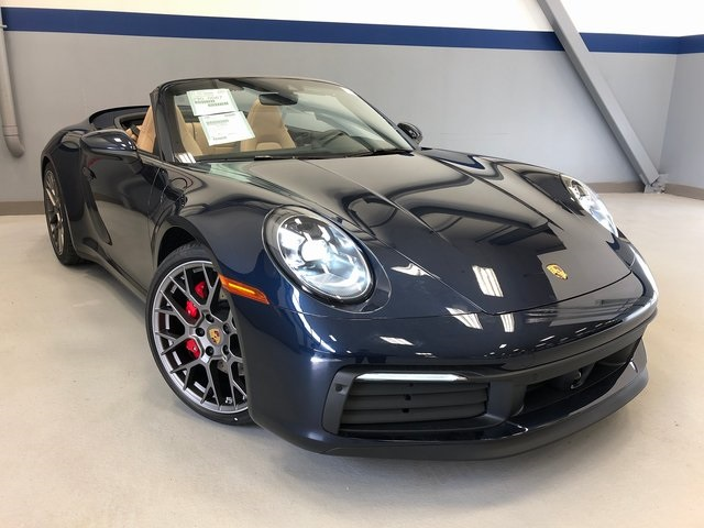New 2020 Porsche 911 Carrera 4s 2d Cabriolet In Westchester County And Rockland County 20138 Pepe Auto Group