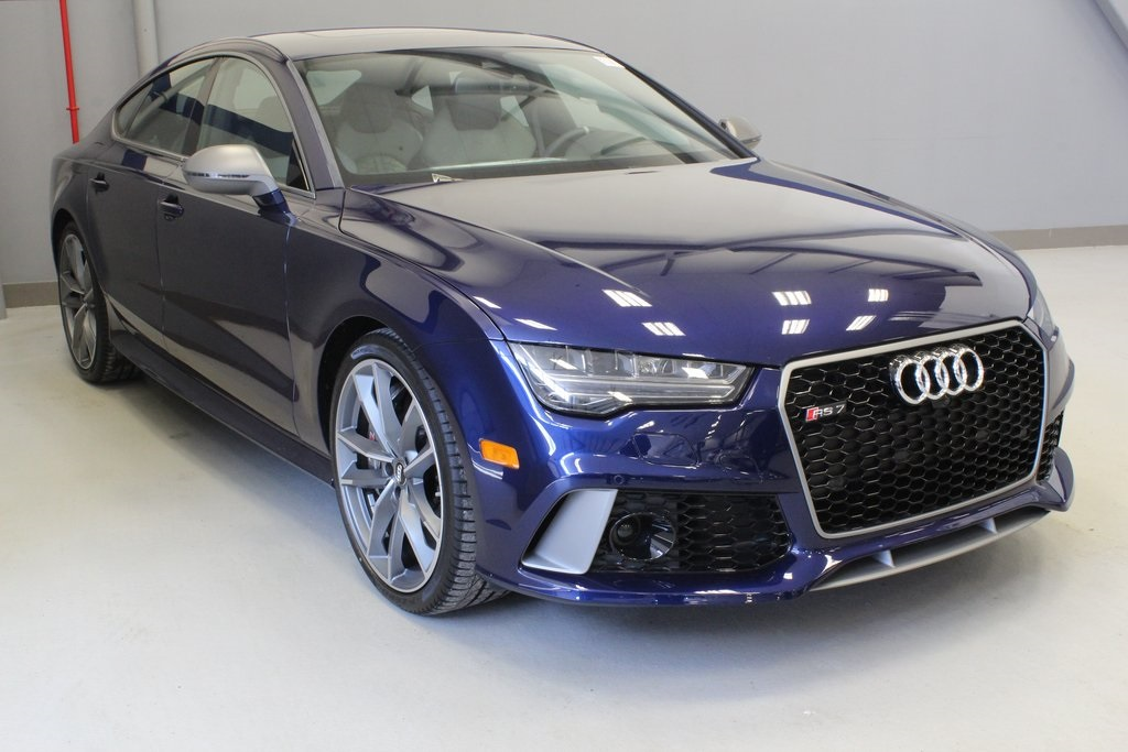 New 2018 Audi RS 7 4.0T Performance