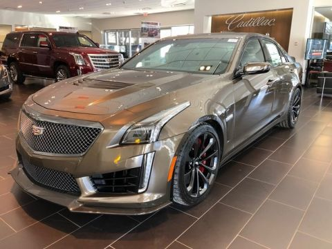 New 2019 Cadillac CTS-V Base