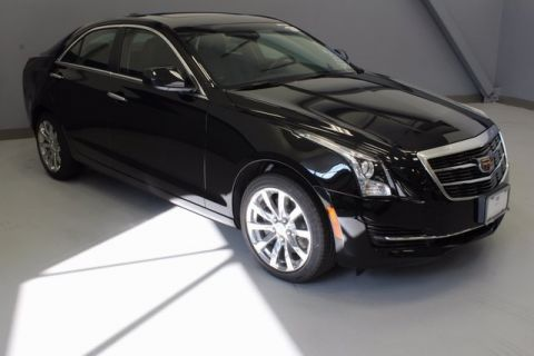 New 2018 Cadillac ATS 2.0L Turbo AWD