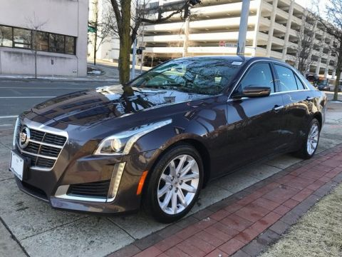 Pre-Owned 2014 Cadillac CTS 2.0L Turbo