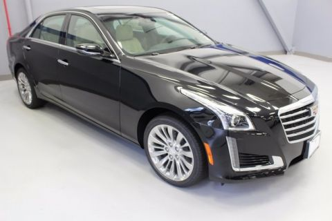 New 2018 Cadillac CTS 2.0L Turbo Luxury AWD