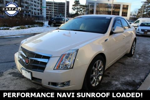 Pre-Owned 2008 Cadillac CTS Performance RWD 4D Sedan