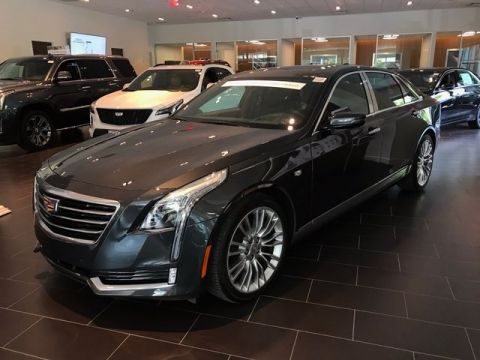 Certified Pre-Owned 2016 Cadillac CT6 3.6L Premium Luxury