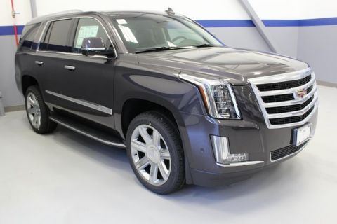 New 2017 Cadillac Escalade Luxury 4WD