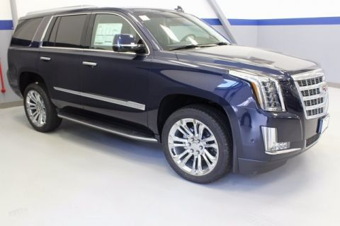 New 2018 Cadillac Escalade Luxury 4WD