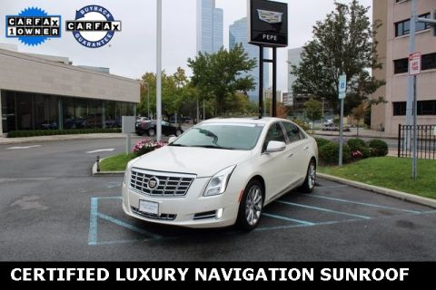 Certified Pre-Owned 2014 Cadillac XTS Luxury FWD 4D Sedan