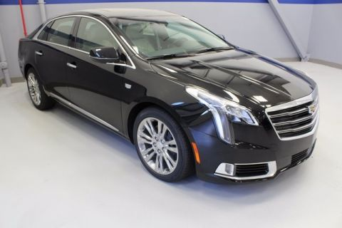 New 2018 Cadillac XTS Luxury AWD