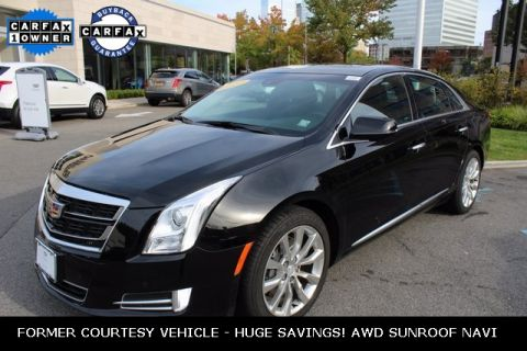 Pre-Owned 2017 Cadillac XTS Luxury AWD