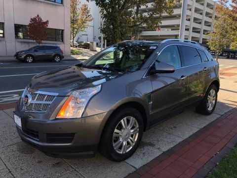 Pre-Owned 2012 Cadillac SRX Luxury