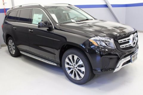 New 2018 Mercedes-Benz GLS GLS 450 4MATIC 4D Sport Utility