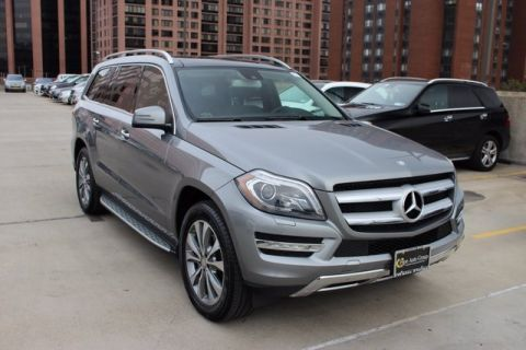 Certified Pre-Owned 2015 Mercedes-Benz GL-Class GL 450 4MATIC 4D Sport Utility