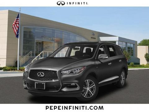 New 2018 INFINITI QX60 Base AWD