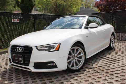 Certified Pre-Owned 2016 Audi A5 2.0T Premium