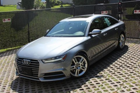 Certified Pre-Owned 2016 Audi A6 3.0T Premium Plus