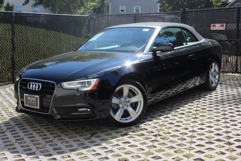 Pre-Owned 2013 Audi A5 2.0T Premium Plus