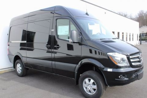 New 2017 Mercedes-Benz Sprinter 2500 Cargo 144 WB 4WD
