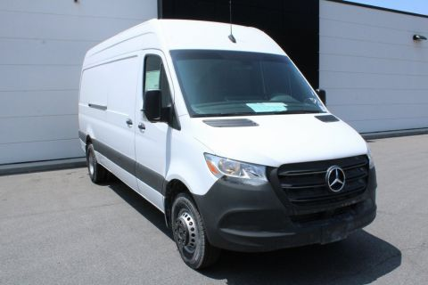 New 2019 Mercedes-Benz Sprinter 3500
