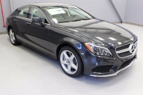 New 2018 Mercedes-Benz CLS CLS 550 4MATIC Coupe