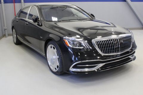 New 2019 Mercedes-Benz S-Class Maybach S650