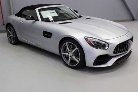 New 2018 Mercedes-Benz AMG® GT Base