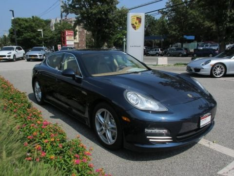 Certified Pre-Owned 2011 Porsche Panamera 4S AWD